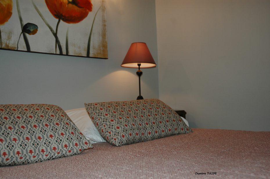 Chambre Tulipe